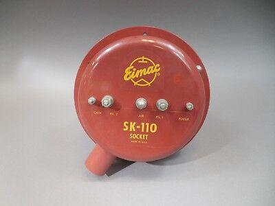 EIMAC SK-640 TUBE SOCKET
