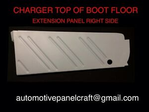 A-P-C-Top-of-the-Valiant-Charger-Boot-Floor-Extension-Repair-Panel-Right-Side
