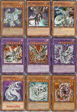 Yugioh Zane Truesdale Theme Deck - Cyber End Dragon, Twin, Barrier, Ouroboros
