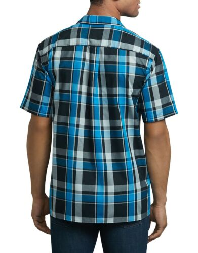 "Dickies Men/""s Shirt Icon Yarn Dyed Camp Relaxed Fit All Color WS550 From L To 6X"