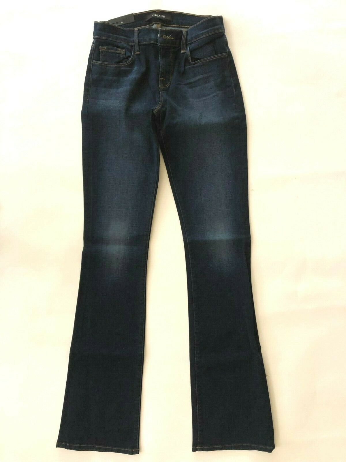 NWT J Brand Betty  188  Starlight 8119C095 mid rise boot cut jeans womens size 29  brand outlet