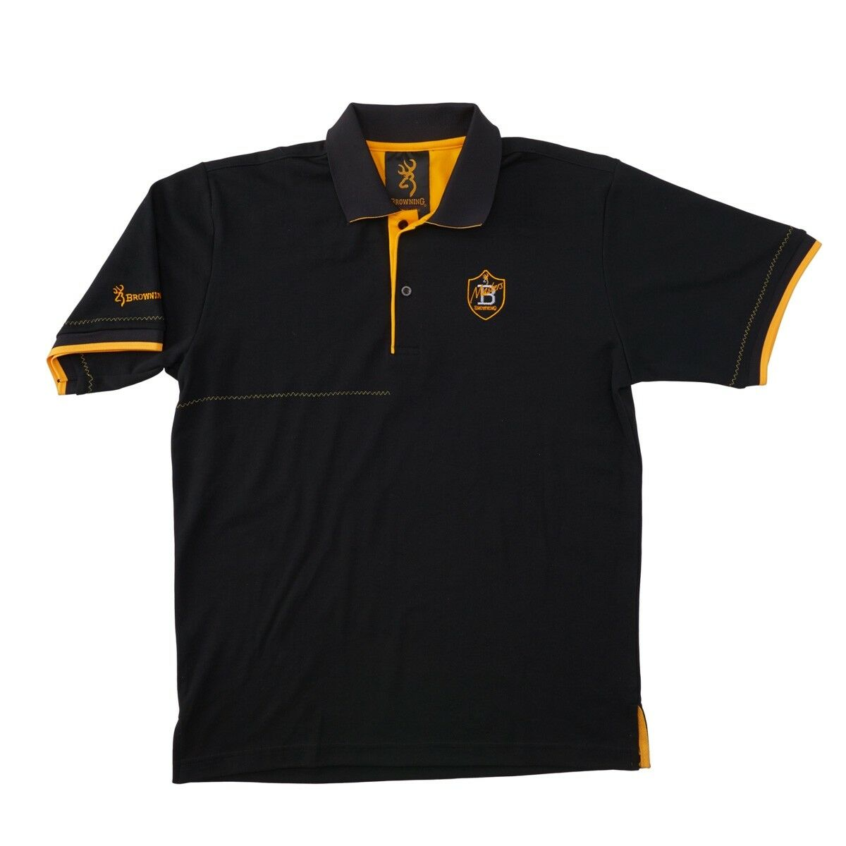 Marroneeing Polo Camicia Masters 2 NERO (30190090xx)