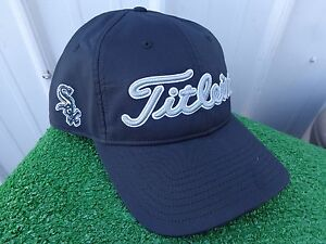 Image is loading Titleist-Chicago-White-Sox-MLB-Performance-Adjustable-Snap- e1ca15b102f