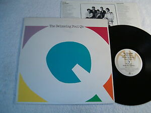 The-Swimming-Pool-Q-039-s-Self-Titled-S-T-1984-Rock-LP-Nice-NM-Vinyl