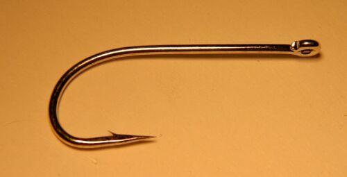 10-GAMAKATSU SS15 1//0 Premium Saltwater Fly Hooks