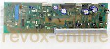 Servo 1-PCB Leiterplatte Netzteil Servo1 Studer Revox B225 revidiert Garantie