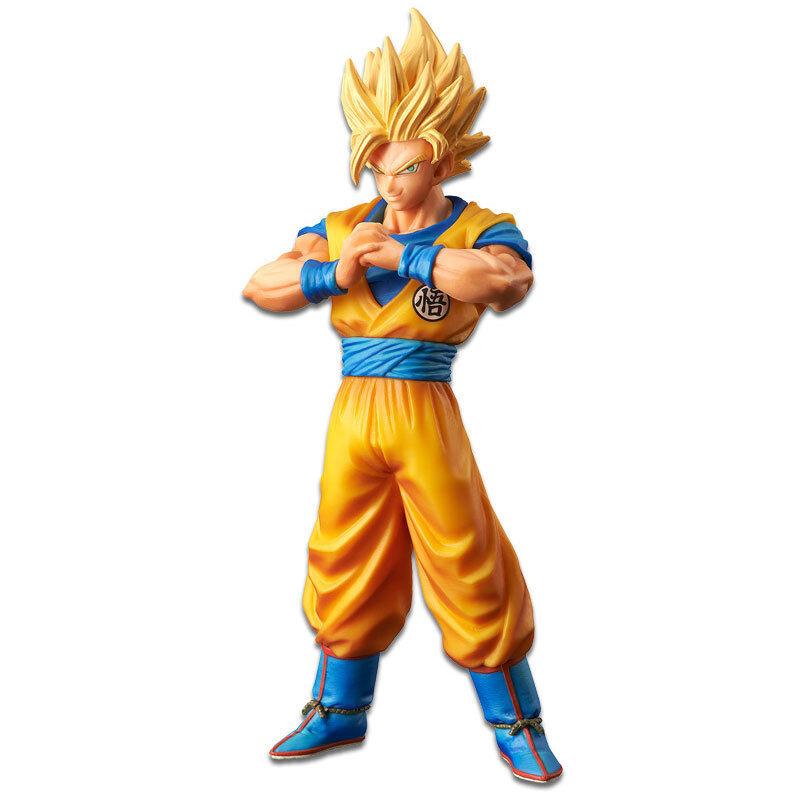 drake boll Super DXF Super Warriors vol. 5 - SSJ2 Goku