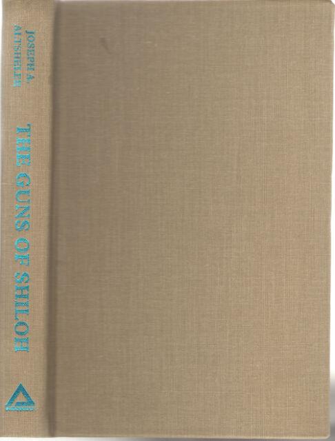 The Guns of Shiloh by Joseph A. Altsheler - The Civil War Series #2