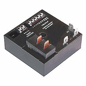AIROTRONICS Encapsulated Timing Relay,120VAC,25A MC1004531J