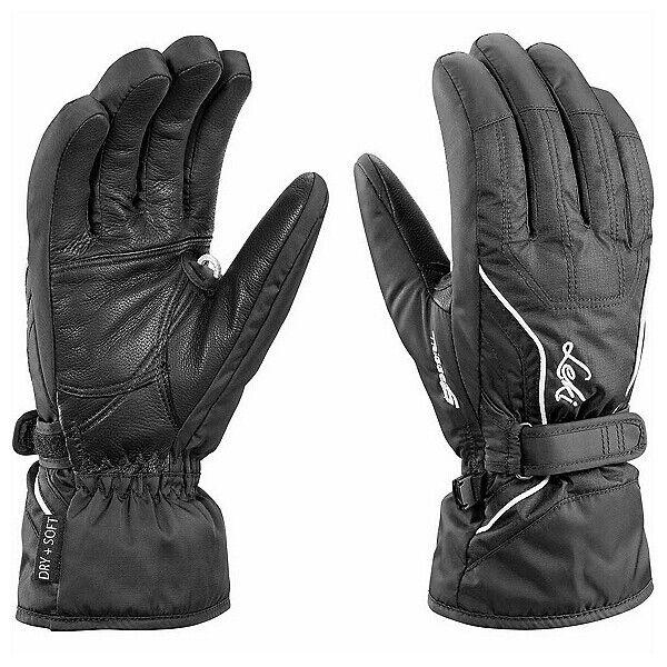 Leki Performance S GTX Black 640854301// Men/'s Ski Clothing Gloves /& Mittens