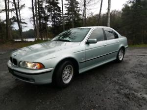 1998 BMW 525i
