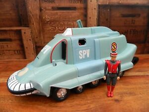 Captain Scarlet SPV Spectrum Patrol vehículo vivos Large Imaginations
