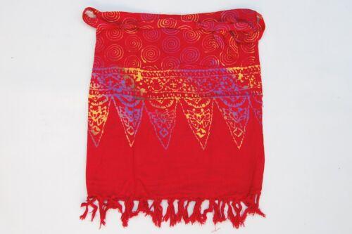 SS 009 F//Sarong wickeltuch brièvement polynésien Lungi sarongs