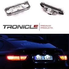 LED Kennzeichenbeleuchtung Mercedes CLS C219 SLK R171 CLK W209 VIELE MODELLE NEU