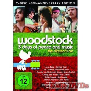 Woodstock-3-Days-of-Peace-amp-Music-2-DVD-Box-Director-039-s-Cut-Neu-OVP