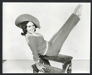 1968 TIPPY WALKER On PEYTON PLACE Leggy Pose Vintage