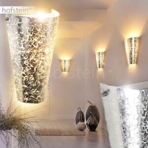 Wohn Schlaf Details Zu Down Wand Zimmer Up Flur Silberfarbene Leuchten Dielen Lampen Design 35ARLqj4