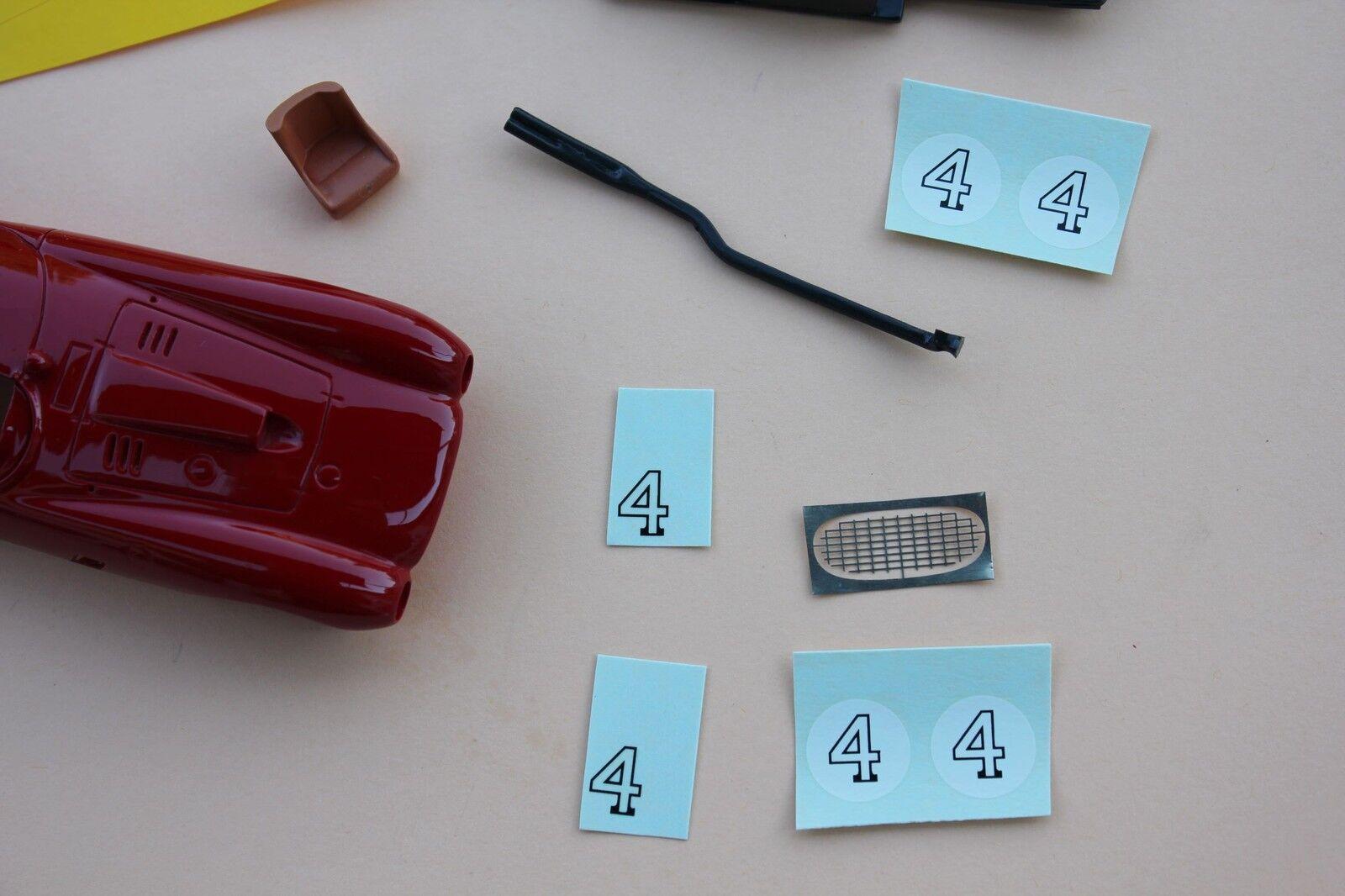 KM' Voiture Ferrari 375 plus 1954 1954 1954 Le Femmes collector 1/43 Heco miniatures Château | Vendant Bien Partout Dans Le Monde  139331