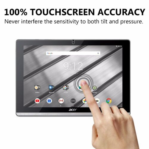 3 x Pack HD Tempered Glass Screen Protector for Acer Iconia One 10 B3-A50FHD
