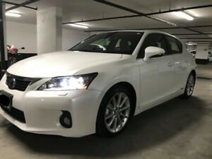 2012 Lexus CT 200h Premium Package