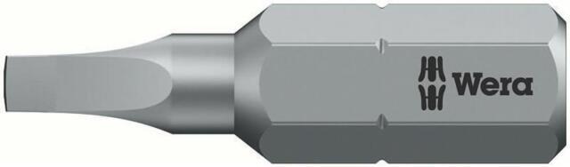 Wera 868/1 Z Innenvierkant Bits, # 1 x 25 mm