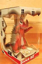 Tim Biskup GAMAGON Gama-Go Designer Vinyl Toy SIGNED/SKETCHED by Artist