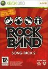 Xbox 360 Rock Band Song Pack 2 Genuine UK PAL Version of This Game