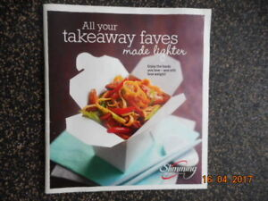 SLIMMING-WORLD-ALL-YOUR-TAKEAWAY-FAVES-MADE-LIGHTER-BOOKLET-49-PGS-EX-CONDITION