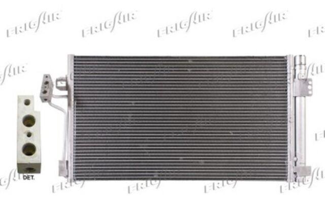 FRIGAIR Condensador, aire acondicionado MERCEDES-BENZ VITO VIANO 0806.2081