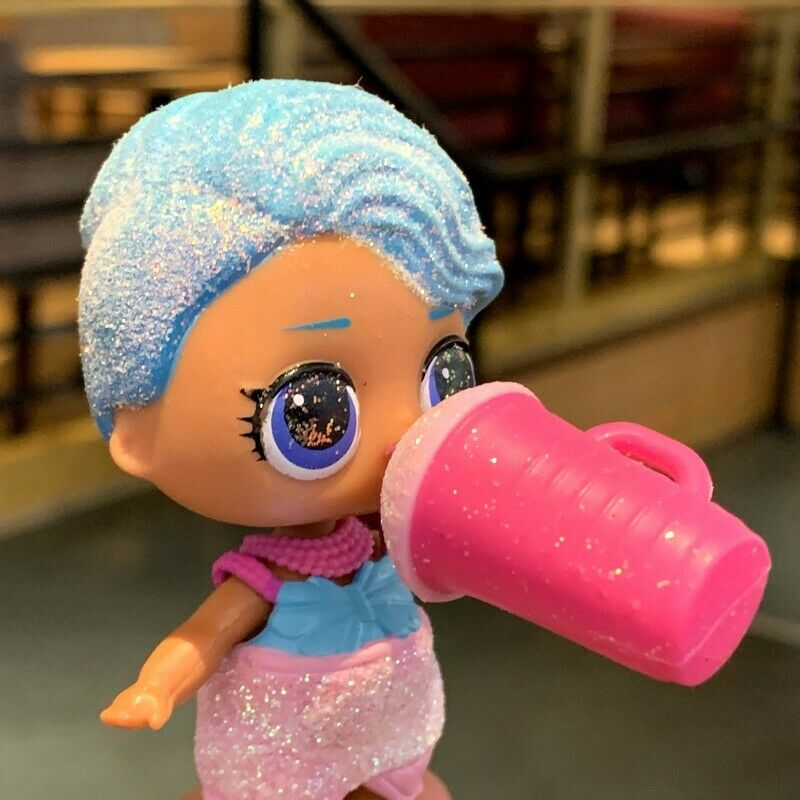 LOL Surprise Doll SPLASH QUEEN Bling Series ULTRA RARE Authentic TTUK