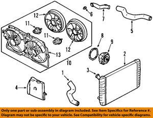 image is loading gm-oem-radiator-cooling-fan-motor-89019110