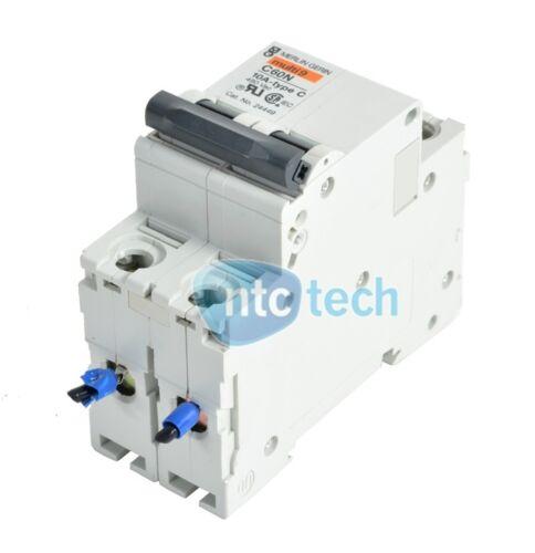 Merlin Gerin Multi 9 C60N System Protection Circuit Breakers 10A Type C 480Vac