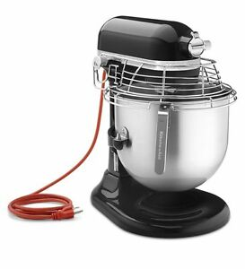 KitchenAid-KSMC895OB-NSF-Certified-Commercial-Series-8-Qt-Bowl-Lift-Stand-Mixer