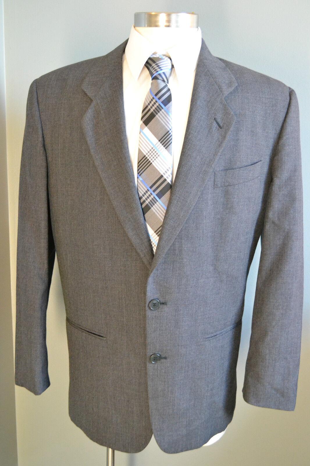 Giorgio Armani  Super Awesome Mens Blazer Size 42 L 2 pc Suit Coat & Pant