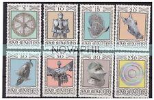 SAN MARINO 1974 -  ARMATURE ED ARMI   SERIE   NUOVA **