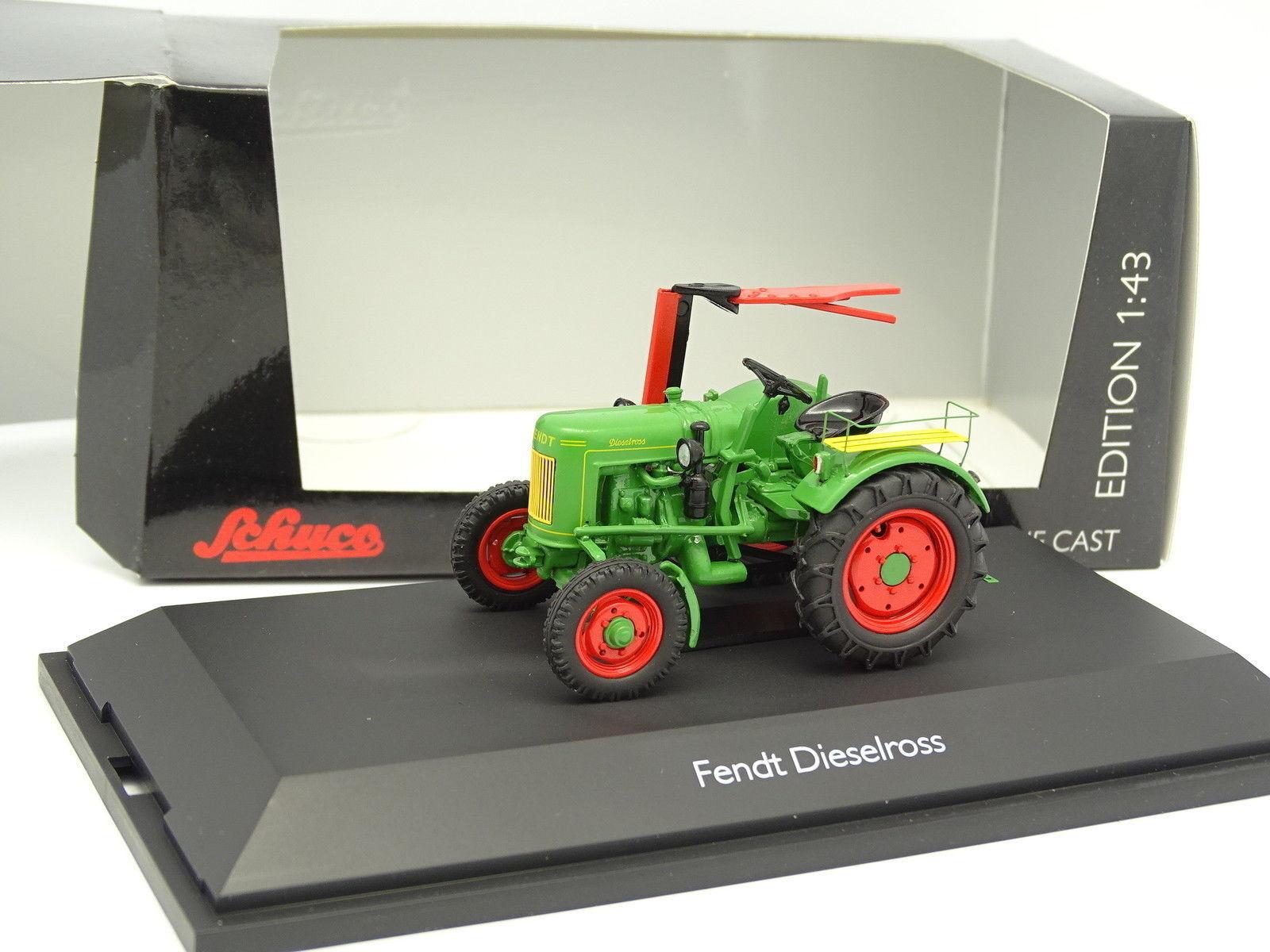 Schuco 1 43 43 43 - Tractor Fendt DieselRoss 015c81