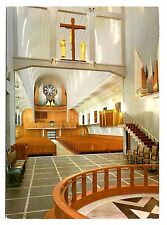 Bodo Norway Postcard Cathedral Interior Towards Gallery and Organ Unposted