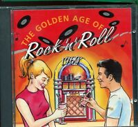 Readers Digest - The Golden Age Of Rock 'n' Roll / 1960- 3CD