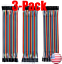 thumbnail 1 - (1X/3X)40 PCS10/20/30CM MM, MF, FF Dupont Wire Jumper Cable Arduino Breadboard