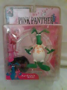 Pink Panther Green Aardvark & Ant Figure Series 1 Palisades Toys 2004 NRFP.