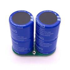 2pcs 27v 500f Super Farad Capacitor Single Row 54v 250f Low Esr Ultracapacitor