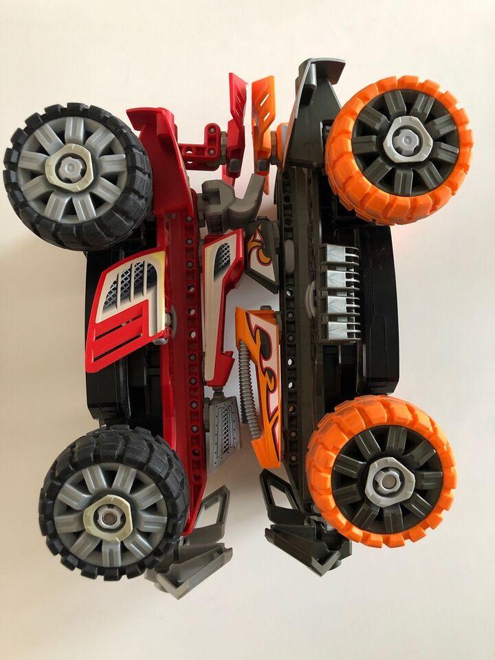 Lego Racers, Fjernstyrede biler