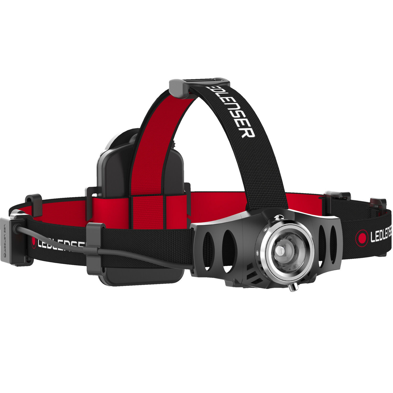 LED Lenser H6R  Rechargeable Head Torch 200 Lumens Lightweight Light  free shipping & exchanges.