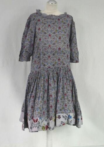 EWA i WALLA Cotton Floral Dress Pre 2011  Size Large