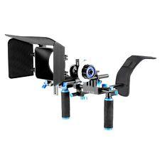 Neewer DSLR Video Rig Set Movie Kit Film Making System Shoulder Mount Follow