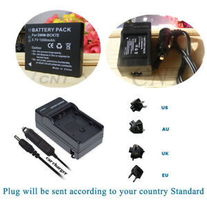 Battery-Charger-for-Panasonic-Lumix-DMC-S1-DMC-S2-DMC-S3-DMC-S5-Digital-Camera