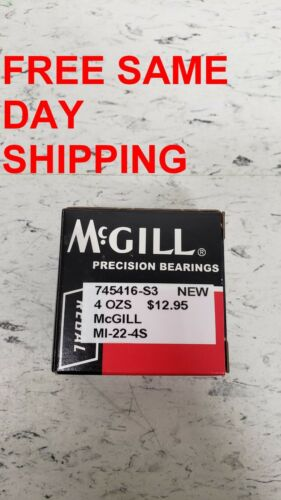 MCGILL MI-22-4S ITEM 745416-S3