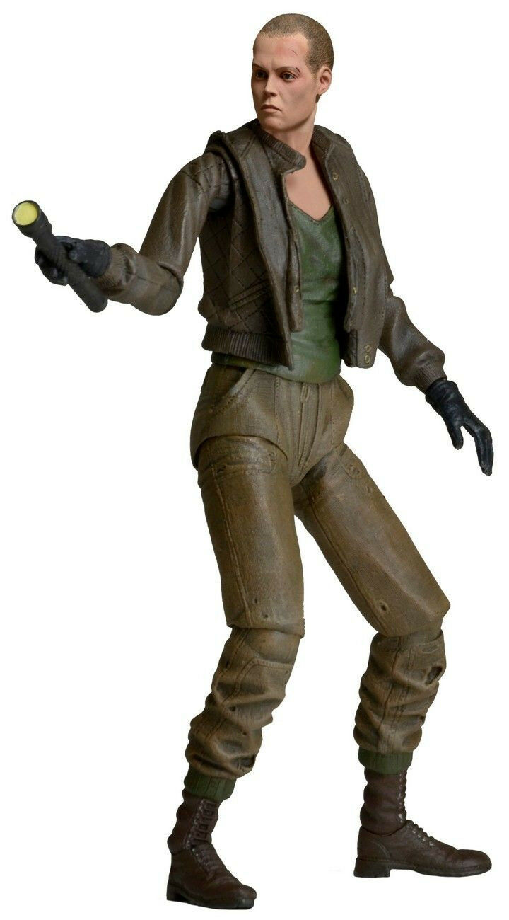 Alien 3 - Series 8 - Bald Prisoner Ripley 7  Action Figure