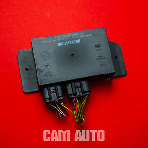 ⭐⭐⭐ Komfortsteuergerät 1C0959799B 1C0 959 799 B VW Skoda + Stecker ⭐⭐⭐