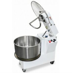 38kg Bäckereiausstattung Ausdrucksvoll Teigknetmaschine Variable Geschwindigkeit Teigmaschine Spiralmixer 42l Küchenmaschinen & Kleingeräte